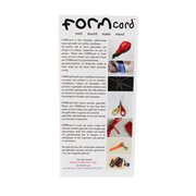 FORMcard Mixed Colours - 9 Set