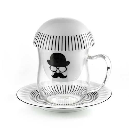 E-my Tea Infuser Set - Chapeau