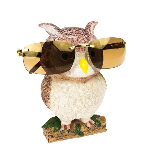 Rotary Hero Owl Glasses Holder