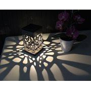 PowerPlus Ferret - Solar LED Candlelight 3 in 1