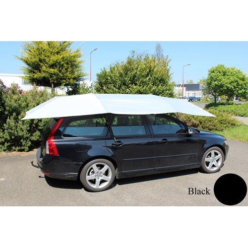 United Entertainment Automatische Auto Paraplu Zonnescherm - Zwart