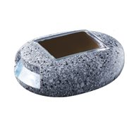 PowerPlus Cricket - Solar LED Pebble Stone