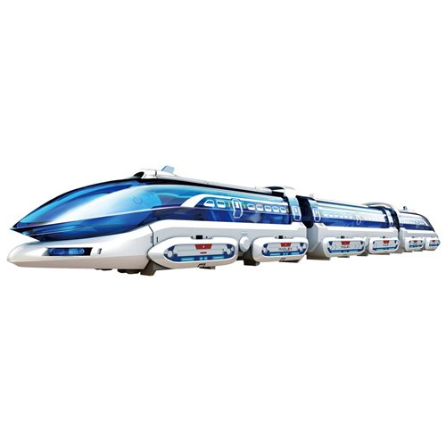 PowerPlus Junior Educational Magnetic Floating Train with Rails