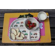 Ecoffee Cup BimBamBoo Kinder Eet Set - Transport