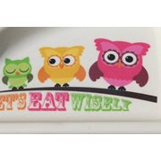 BimBamBoo Kids Dinner Set - Owls