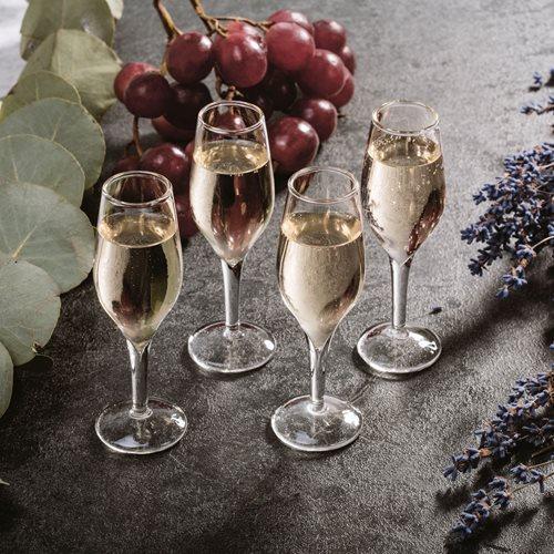 ThumbsUp! Champagne Shot Glazen