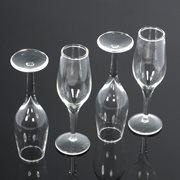 ThumbsUp! Champagne Shot Glasses