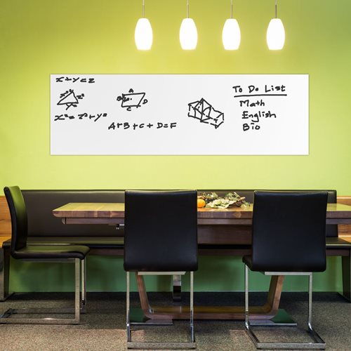 Walplus Home Decoratie Sticker - Whiteboard