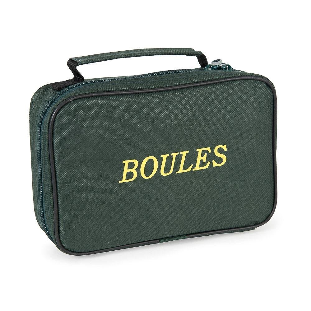 Metal Jeu de Boules Set of 6