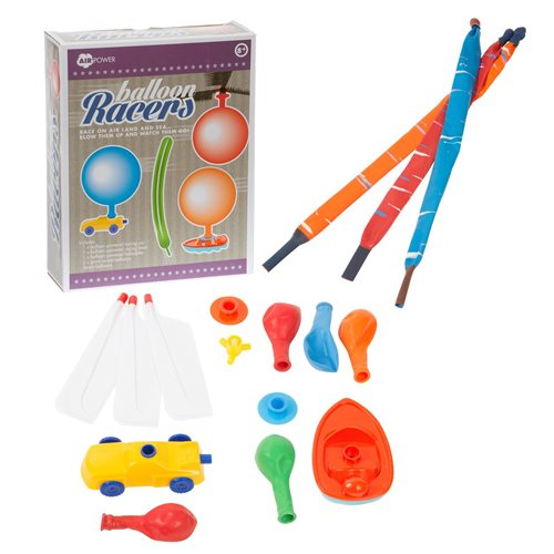Funtime Ballon Racers