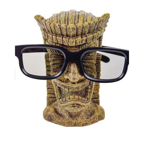 Rotary Hero Tiki Glasses Holder - Cream