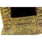 Rotary Hero Tiki Brillen Houder - Crème