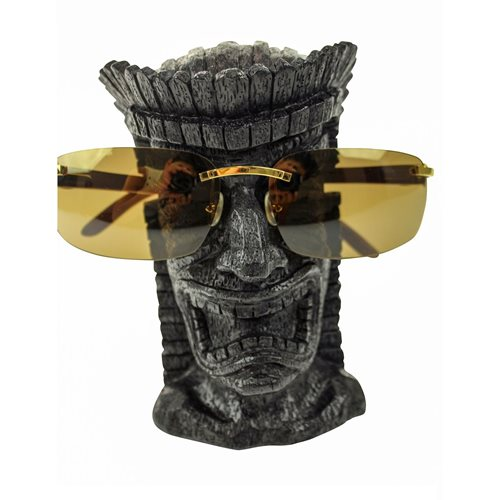 Rotary Hero Tiki Brillen Houder - Zwart