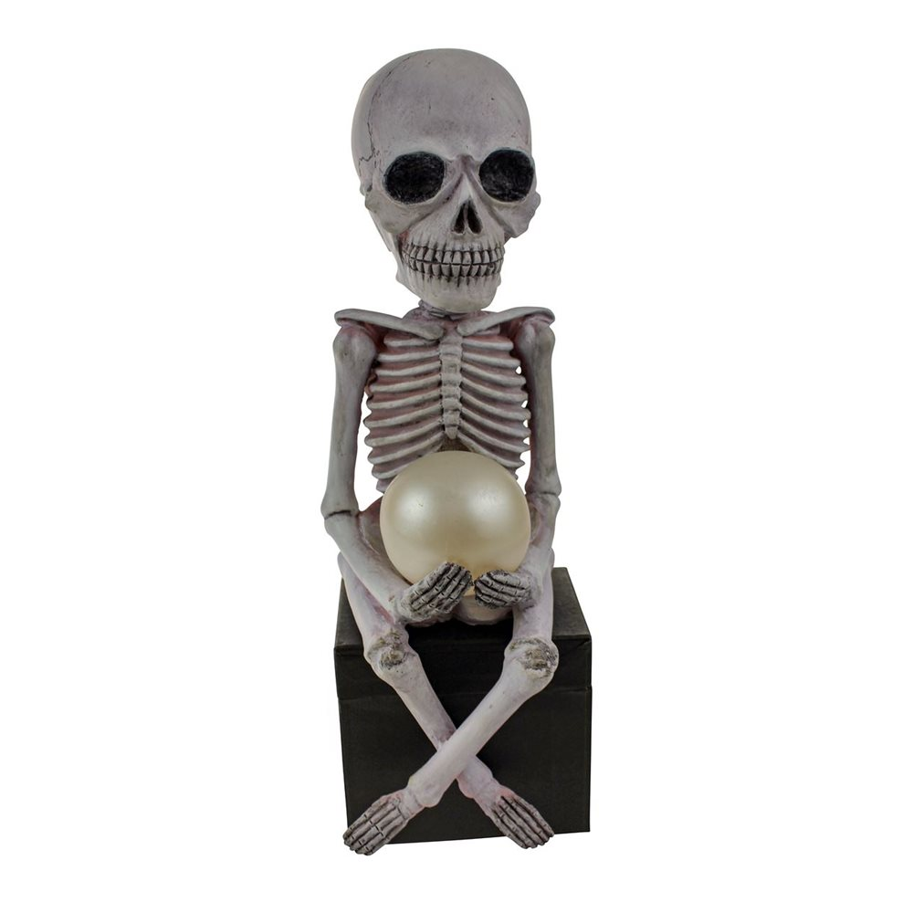 Rotary Hero Skeleton Solar Light