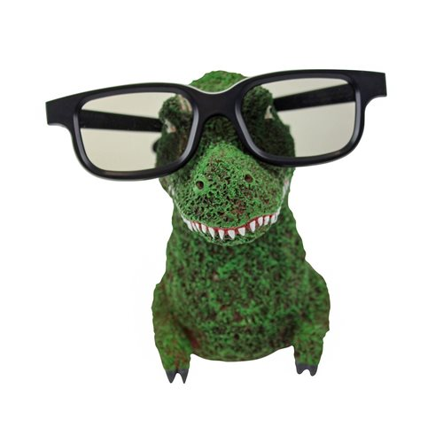 Rotary Hero T-Rex Glasses Holder
