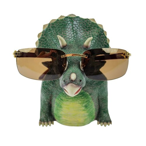 Rotary Hero Triceratops Glasses Holder