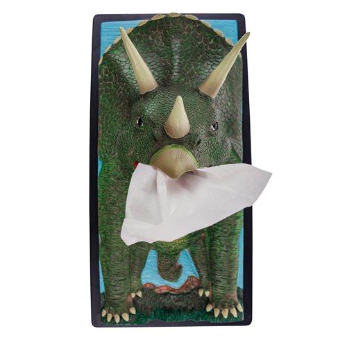 Rotary Hero Triceratops Tissue box Cover