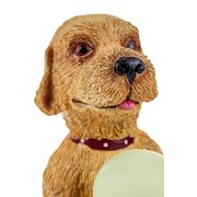 Rotary Hero Dog Solar Light