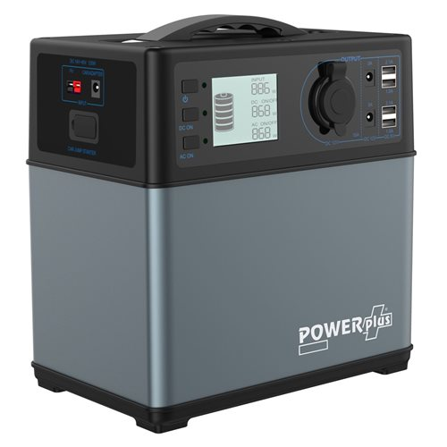 PowerPlus Wallaby - Lithium Power Station met AC/DC/USB