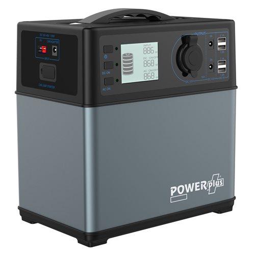 PowerPlus Wallaby - Lithium Power Station met AC/DC/USB