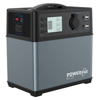 PowerPlus Wallaby - Lithium Power Station with AC/DC/USB