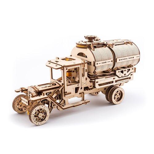 Ugears Wooden Model Kit - Mechanical Tanker