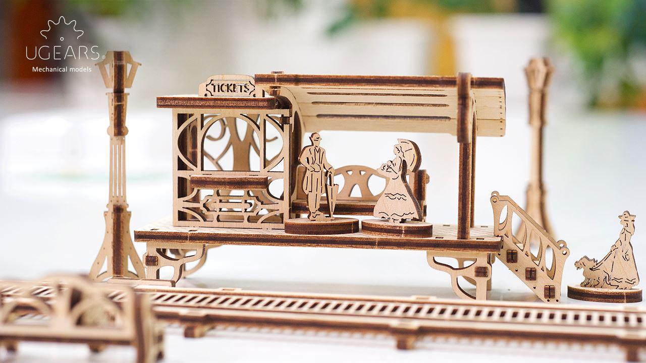 Channel Distribution - Gifts en Gadgets - Ugears Wooden