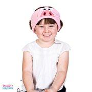 Snuggly Rascals Headphones for Kids - Piggy