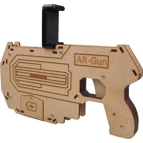 VR Insane AR Blaster Pistole der Wächter