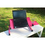 United Entertainment Multifunctional Laptop Stand - Deluxe