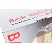 United Entertainment Bar Butler 6 Schuss Karussell-Dispenser