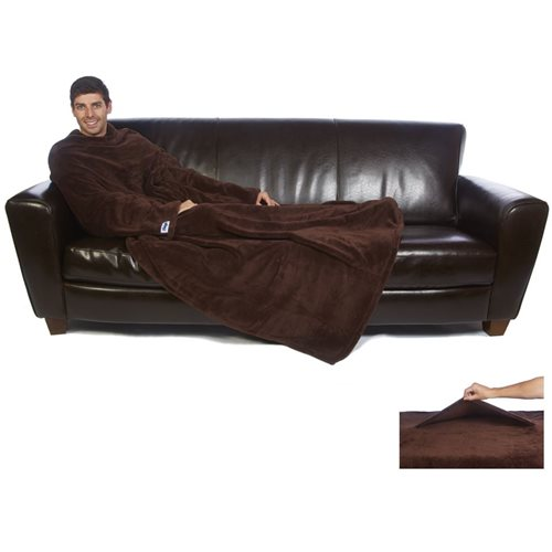 Giggle Beaver Ultimative Slanket - Schokolade