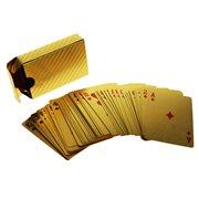 United Entertainment Goldene Spielkarten