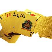 United Entertainment Gouden Speelkaarten