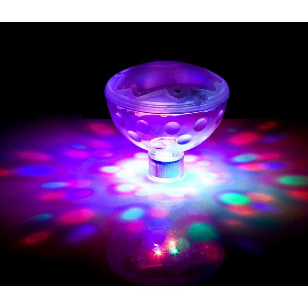 United Entertainment Water Light Show Globe