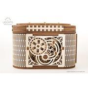 Ugears Wooden Model Kit - Treasure Chest