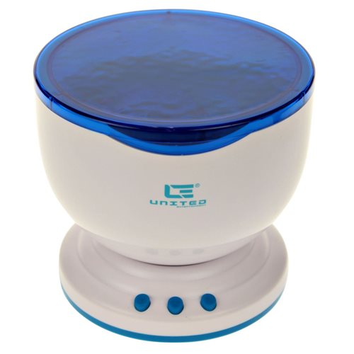 United Entertainment Ocean Projector Pot