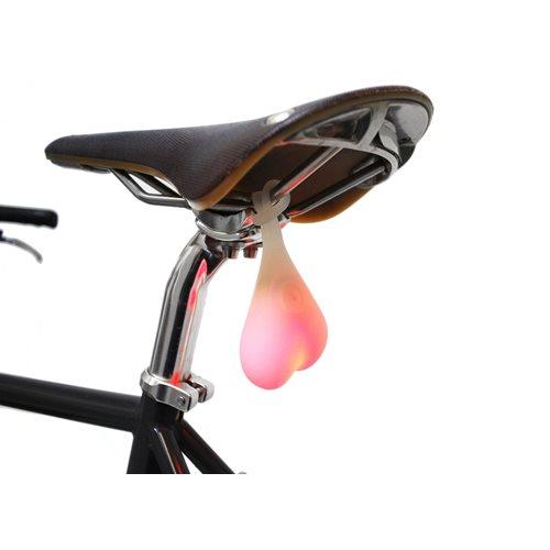 Bike Balls Rear Bicycle Light
