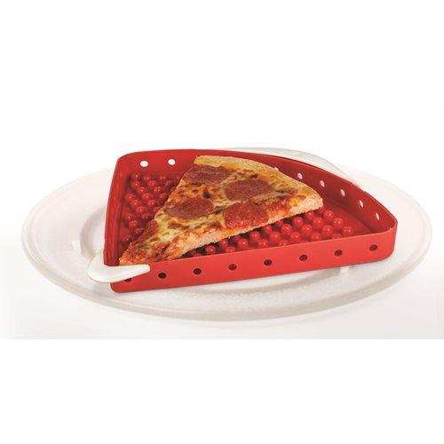 Handy Gourmet Mikrowellenbeständiger Pizzatisch