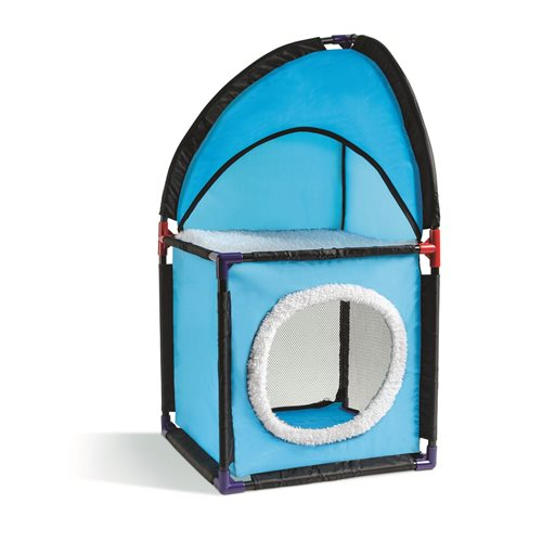 Pet Parade 2 Tier Cat Tower