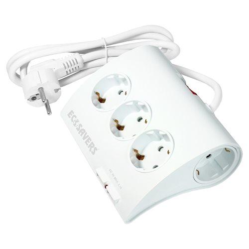 PowerPlus Design 5-Port Multi Anschluss mit USB-Ausgängen