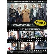 Flikken Rotterdam Seizoen 2 - DVD
