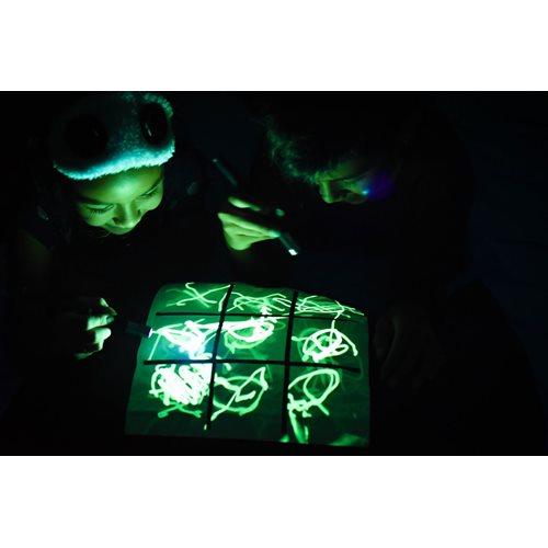 Glow Sketch Interactief Kussensloop - Boter Kaas en Eieren