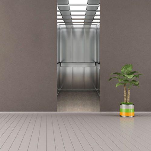 Walplus Tür Dekoration Aufkleber - Aufzug