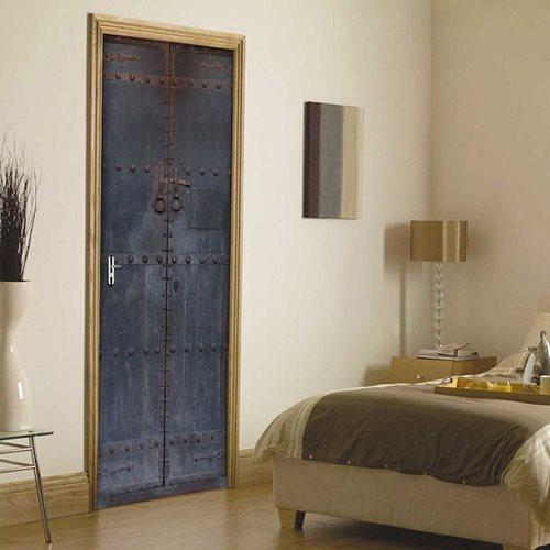 Walplus Tür Dekoration Aufkleber - Verlies-Tür