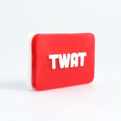 Twat Face Seife