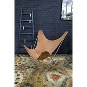 Spinder Design Spider Butterfly Chair - Cognac