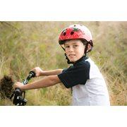 Mini Hornit Lids Bike Helmet for Kids - The Aviator (M)