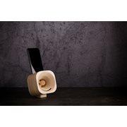 Trobla Houten Versterker - iPhone X/iPhone XS - Esdoorn