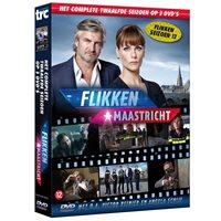 Flikken Maastricht Seizoen 12 - DVD